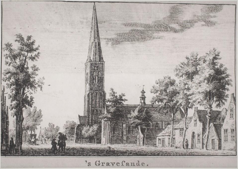 Afbeeldingsresultaat voor 's gravenzande hervormde kerk geschiedenis